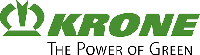 logo Krone The power of green